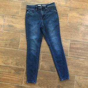 Mossimo Supply Co. Jeans - High Rise Jeggings Mossimo